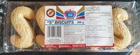S biscuits - Product - fr