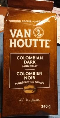 Ground Coffee—Colombian Dark - Produit