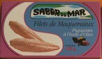 Filets de maquereaux - Product - fr