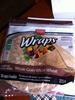 Wraps whole grain whole wheat - Produit