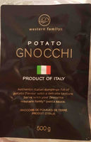 Potato gnocchi - Product