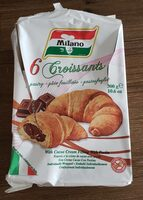 Croissants - Cocoa Cream Filling with Pectin - Produit - fr