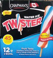 Water Ice Twister Fruit Twist - Product - en
