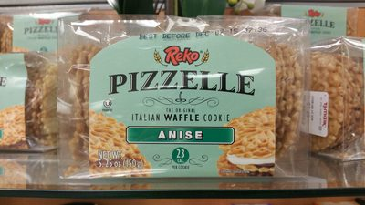 Pizzelle Anise - Product
