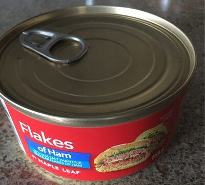 Flocons de jambon - Produit - fr