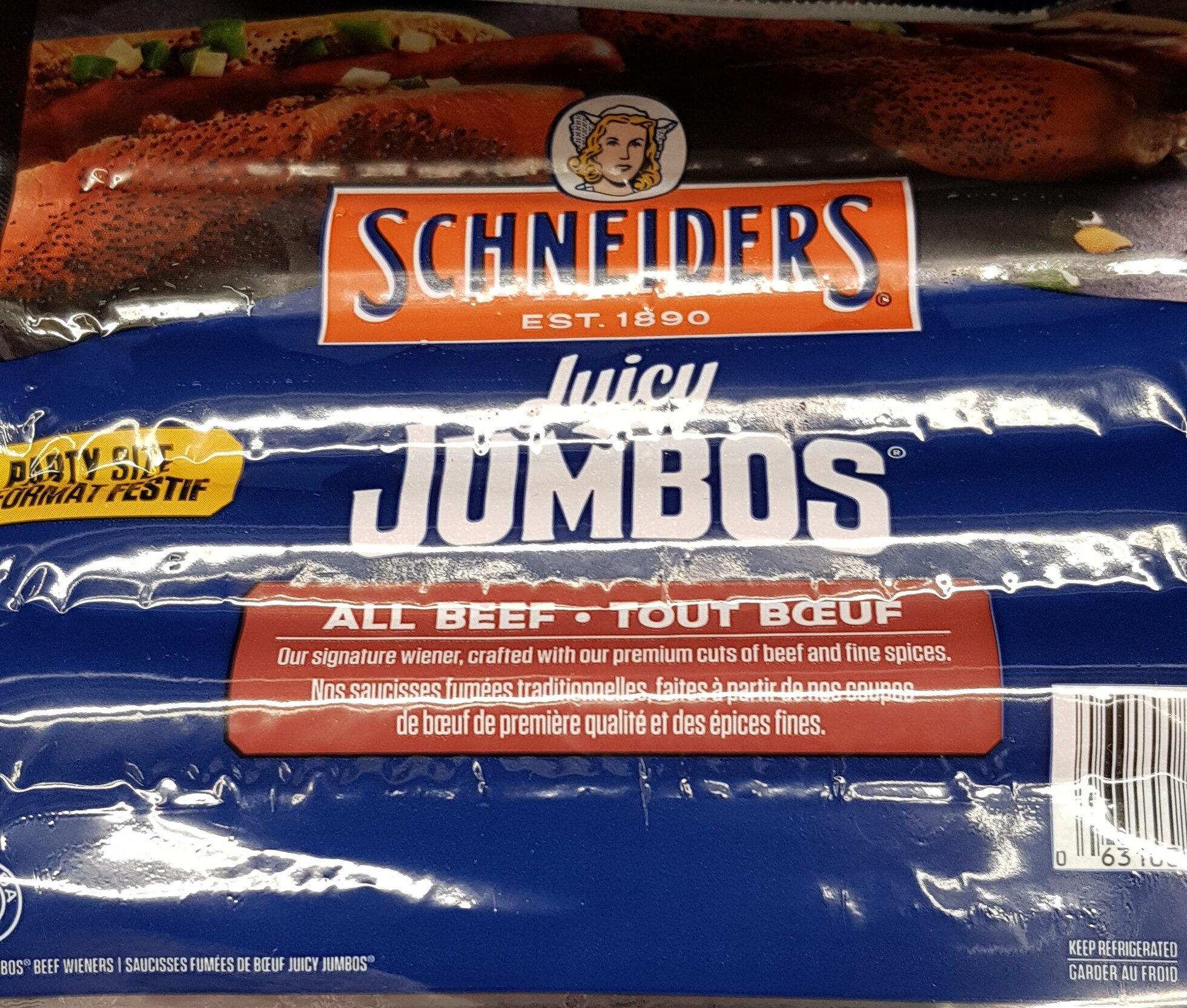 juicy jumbos - Produit - en