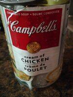 Crème de poulet - Product - en