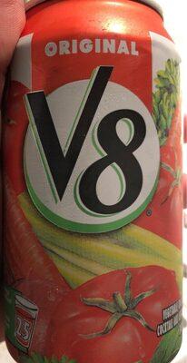 Cocktail Aux Légumes - Produit