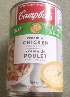 Crème de poulet - Product - fr
