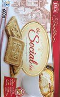 Thé social biscuit - Produit - fr