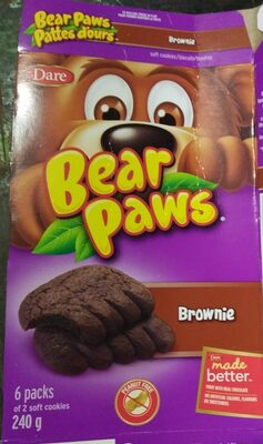 Pattes d'ours - Product