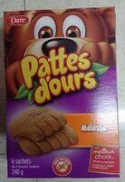 Pattes d'ours - Produit - fr