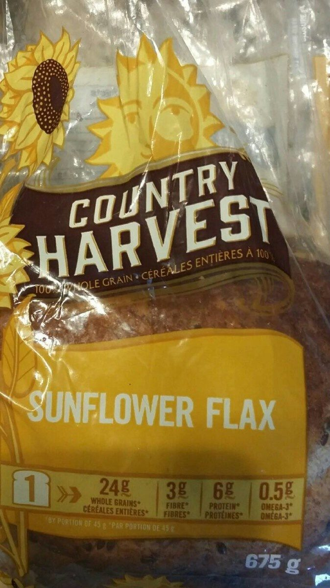 Sunflower flax - Product - fr