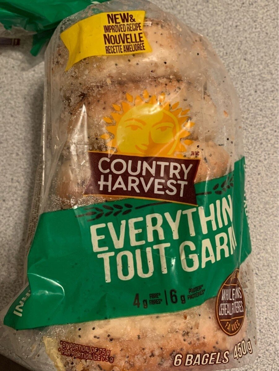 Bagles tout garni - Product - fr