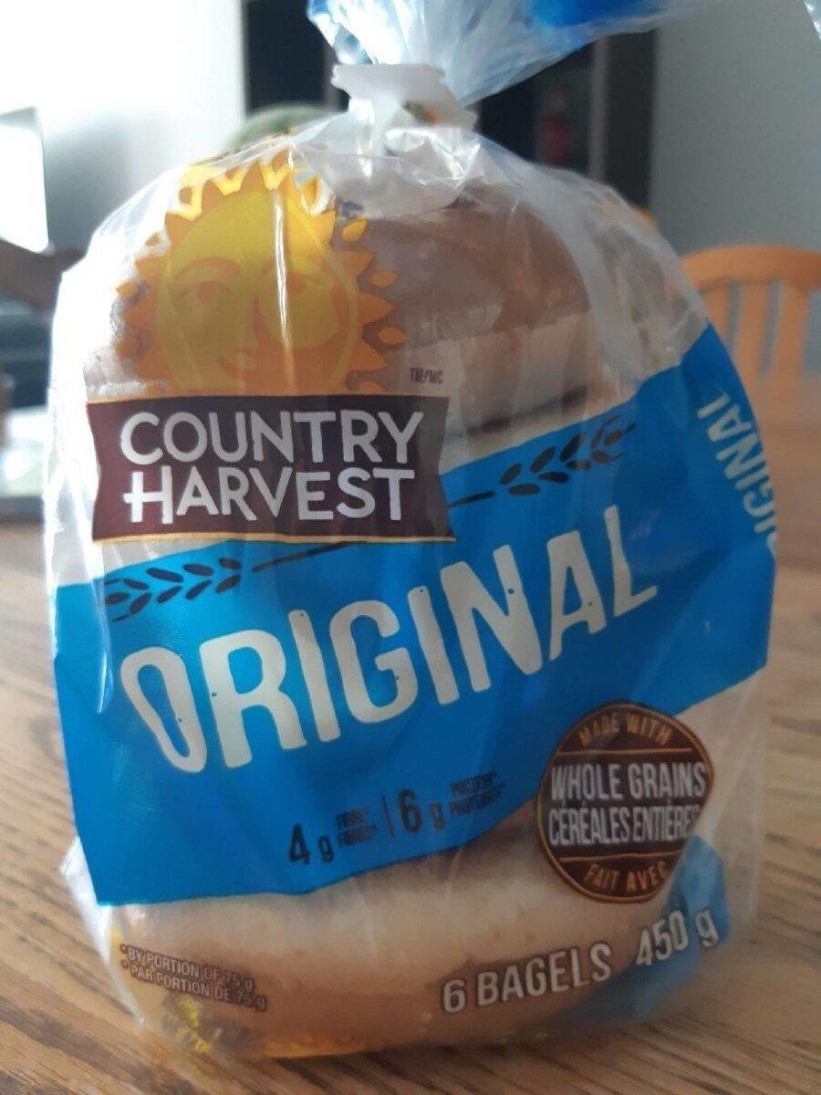 Original bagels - Product - fr