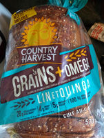 Country harvest - grains   omega3 - Product - fr