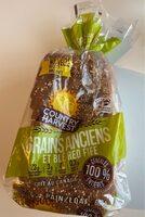 Grains anciens et blé red fife - Product - en