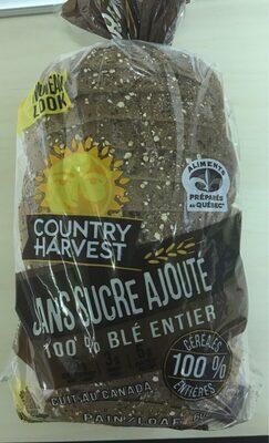 Pain blé entier - Product - fr
