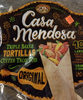 Casa Mendosa Original Tortillas De Farine Grand Format 10 Tortillas,640G - Product