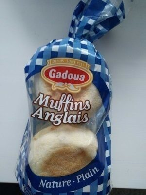 Muffins Anglais - Product - fr