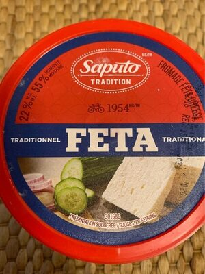 Feta traditionel - Produit - fr