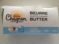 Beurre barraté - Produit - fr