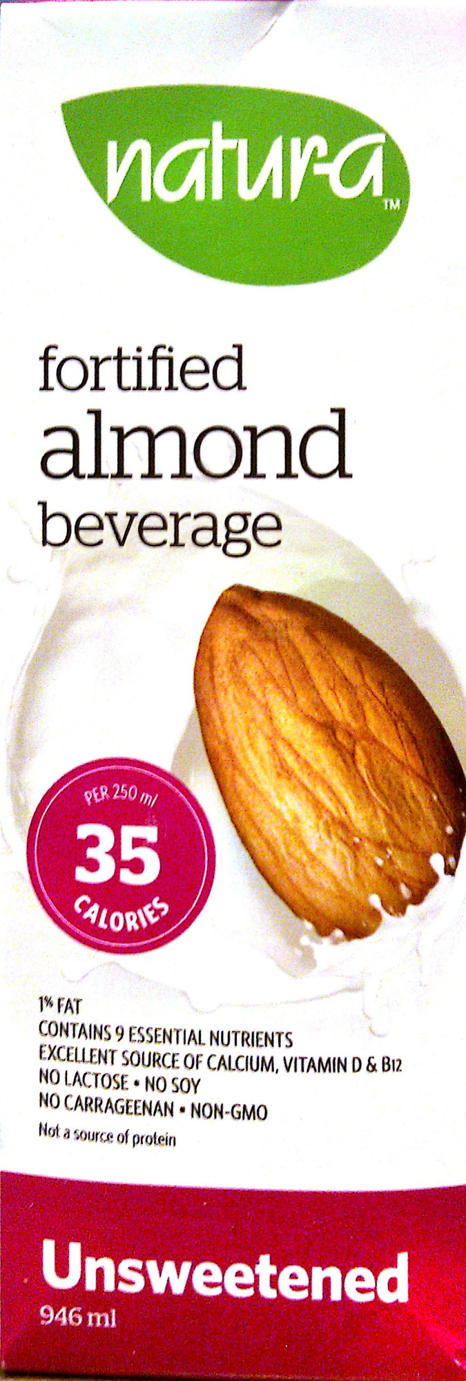 Fortified Almond Beverage - Product - en