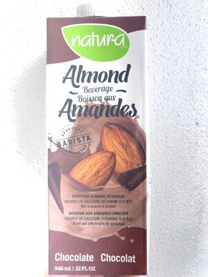 Boisson Aux Amandes (chocolat) - Produit - fr