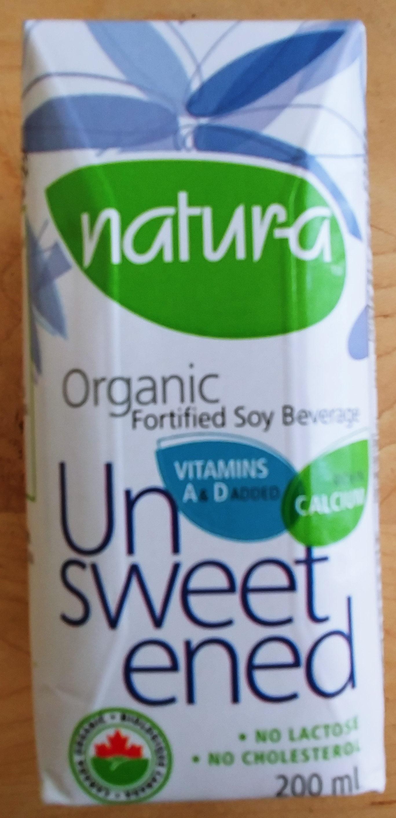 boisson de soya fortifiée - Product - en