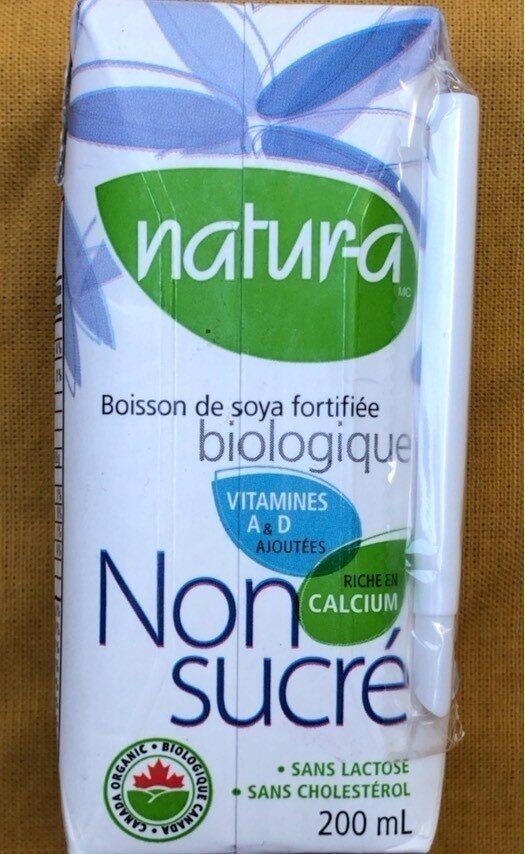 boisson de soya fortifiée - Produit - fr
