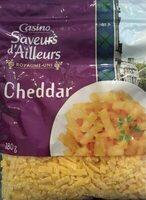 Grand cheddar - Product - fr
