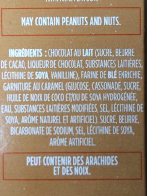 Célébration - Ingrediënten - fr