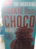 Biscuits Choco Diablo - Product - fr