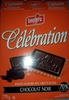 Célébration chocolat noir - Produit