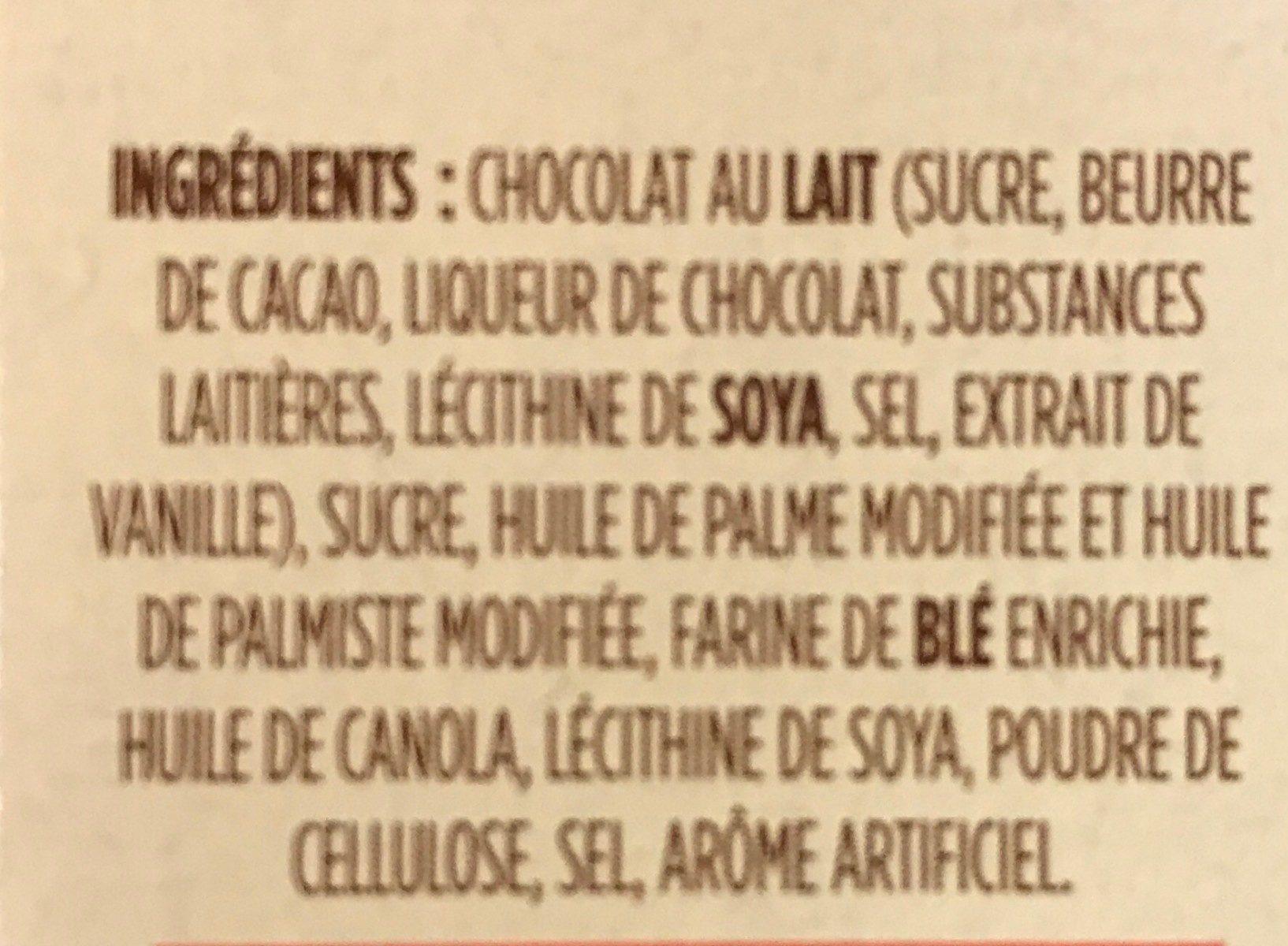 Celebration - Ingredients - en