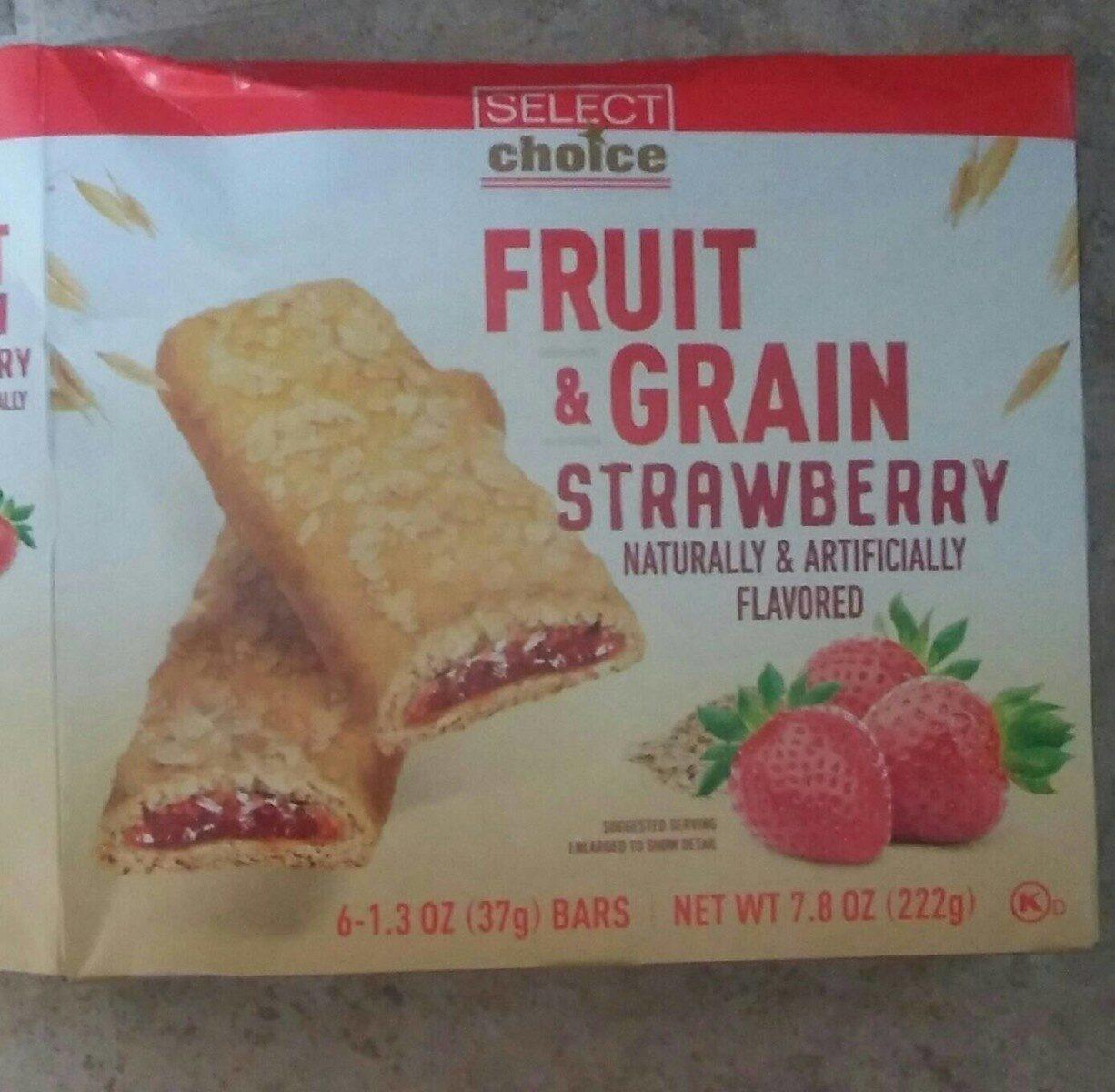 Fruit & Grain Strawberry - Product - fr
