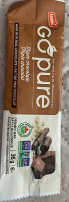 Barre tendre triple chocolat - Product - fr
