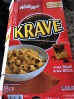 Krave Céréale Chocolat Familial - Produit - fr