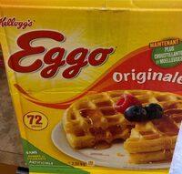 Original eggo waffles - Product - fr