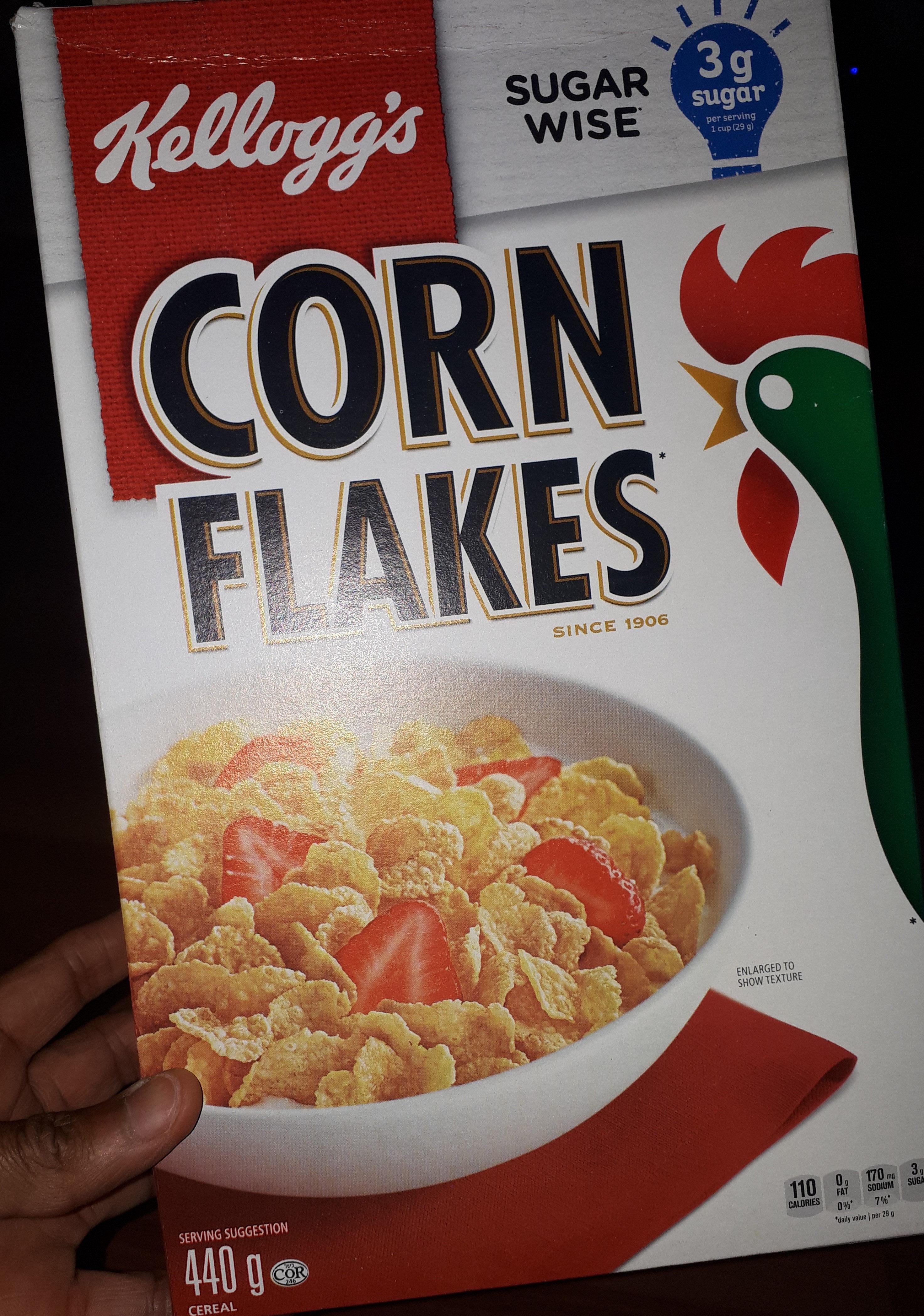 Corn Flakes Céréales - Produit - fr