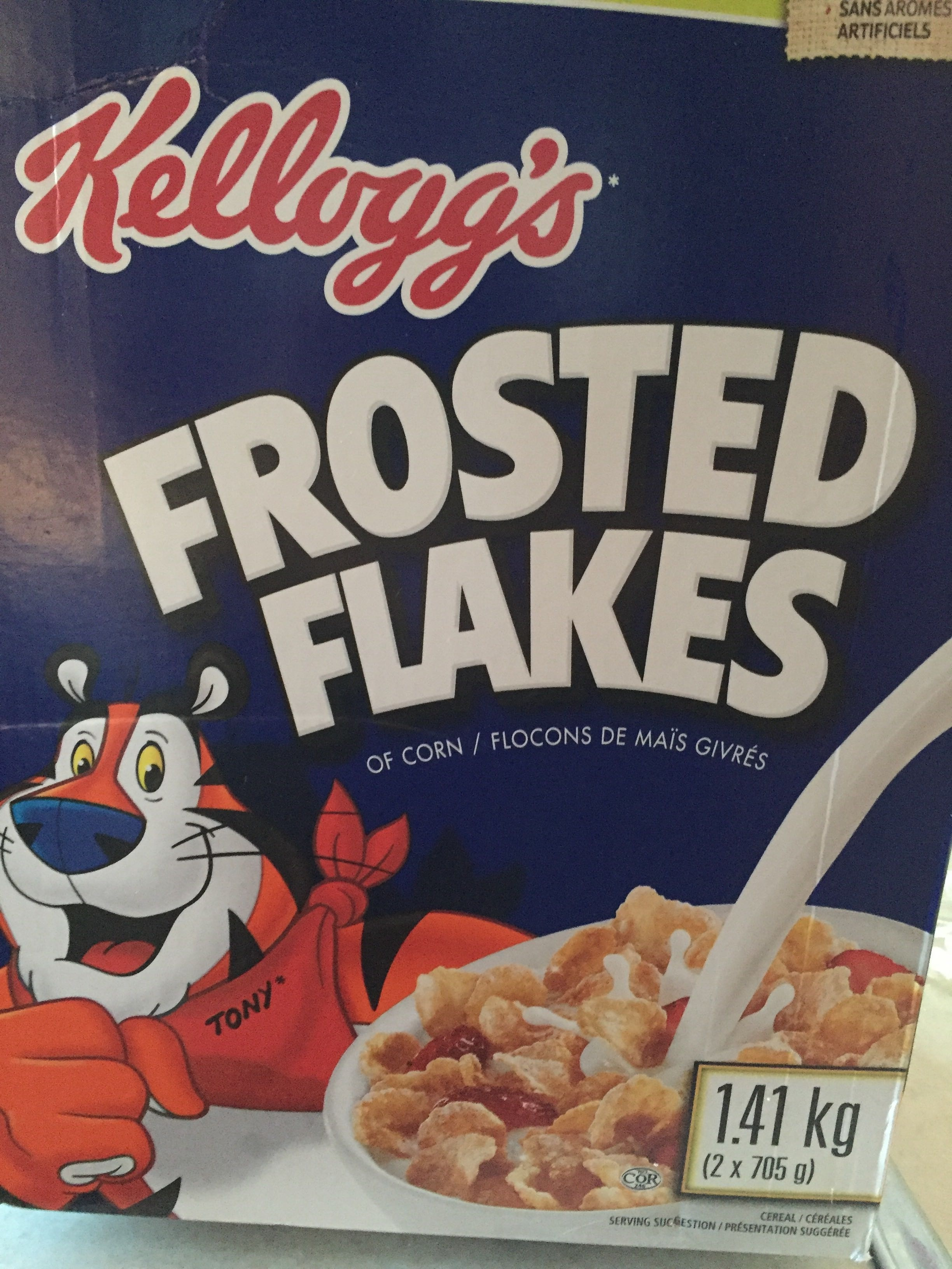 Frosted flakes - Prodotto - fr