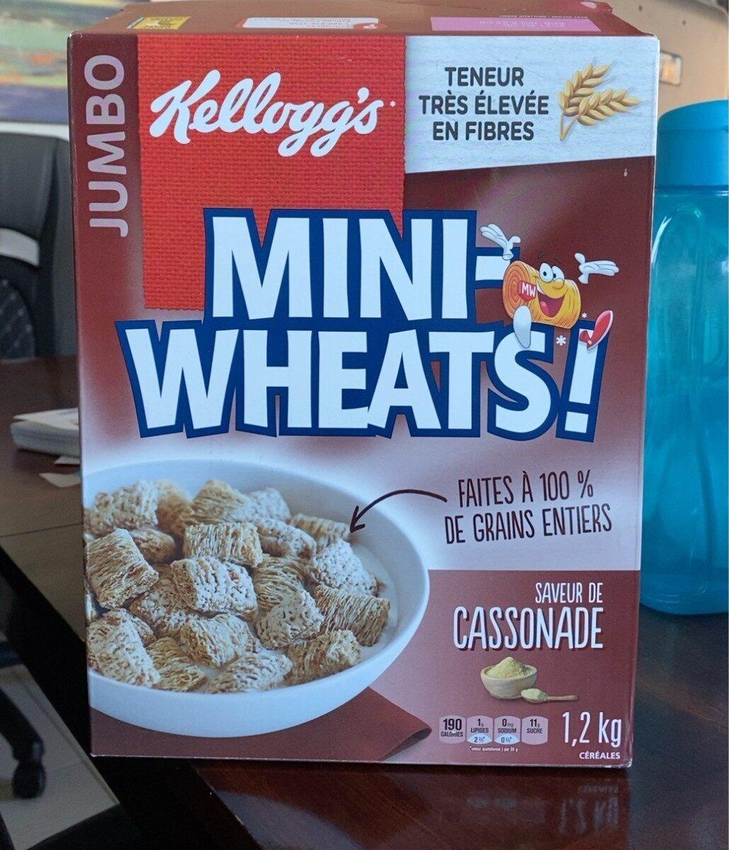 Mini-wheats! - Product - fr