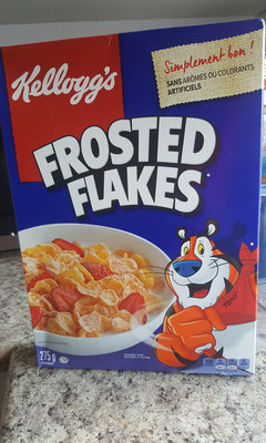 Frosted flakes - Produit - fr