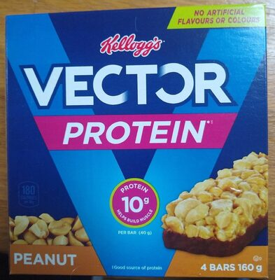 Vector protein peanu - Product - fr