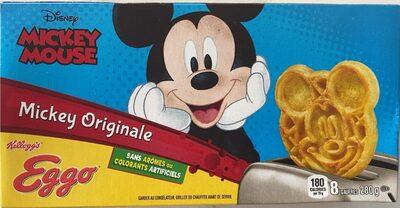 Eggo mickey mouse original - Product - fr