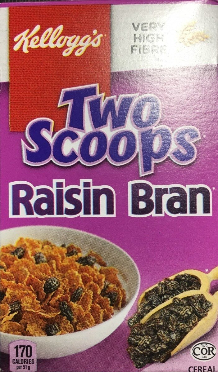 Raisin bran - Product