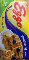 Eggo Blueberry Flavour - Product - en
