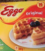 Eggo original - Produit - fr