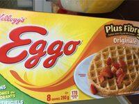 Gaufres Eggo - Produit - fr