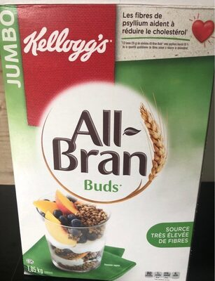 All bran buds jumbo pack - Product - fr